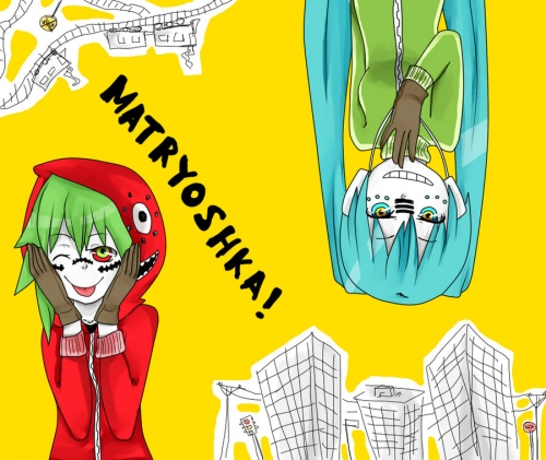 Matryoshka by 8302
